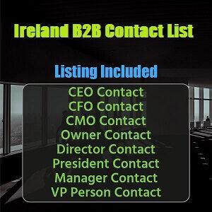 Ireland-B2B-Contact-List