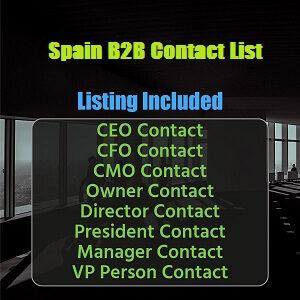 Spain-B2B-Contact-List